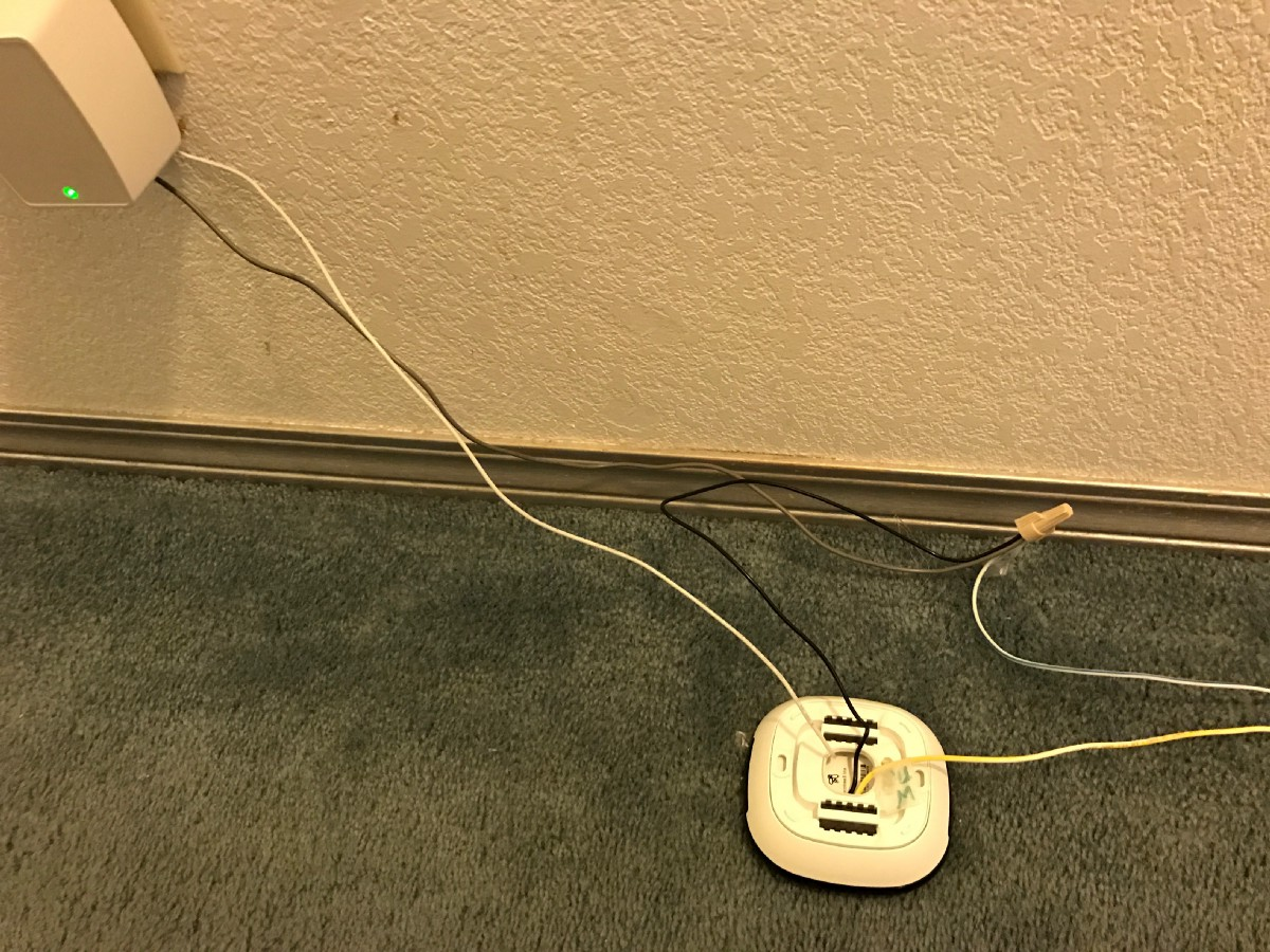 Using An Ecobee Thermostat With A Millivolt Heating System